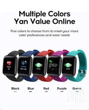 Waterproof Smart Watch For Android & IOS Heart Rate Tracker | Accessories for Mobile Phones & Tablets for sale in Central Region, Kampala