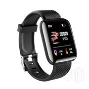 Smart Watch Heart Rate Monitor Band Bracelet Wrist Blood Pressure | Accessories for Mobile Phones & Tablets for sale in Central Region, Kampala