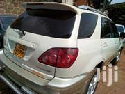 Toyota Harrier 1997 White   Cars for sale in Central Region, Kampala