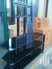 Glass Tv Stand Size 32_50 | Furniture for sale in Central Region, Kampala