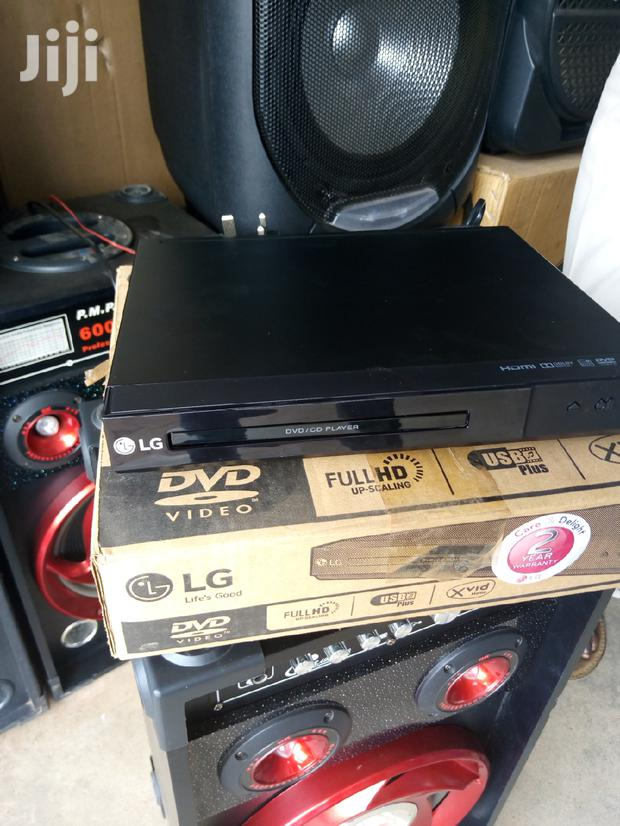 Original LG DVD Player With Hdmi Port