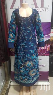 Blue And Gold Dress | Clothing for sale in Central Region, Kampala