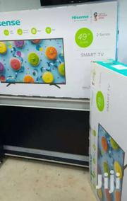 Brand New 49inches Hisense Smart | TV & DVD Equipment for sale in Central Region, Kampala