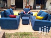 Sofa Set In Blue Colour | Furniture for sale in Central Region, Kampala