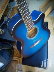 Blue Amplified Acoustic Guitar | Musical Instruments for sale in Central Region, Kampala