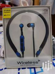 Brand New Wireless Neck Band Headsets | Clothing Accessories for sale in Central Region, Kampala