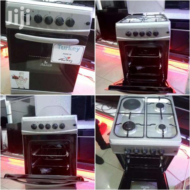 Gas Cooker And Oven Brand New
