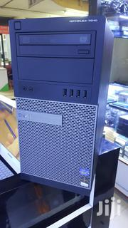 Desktop Computer Dell OptiPlex 7050 4GB Intel Core i5 HDD 500GB | Laptops & Computers for sale in Central Region, Kampala