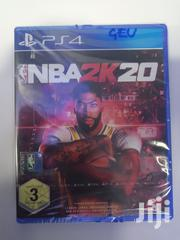 Nba 2k 20 For Ps4 | Video Game Consoles for sale in Central Region, Kampala