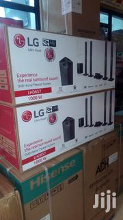 LHD 657 LG Home Theatre 1000 Watts Music System | Audio & Music Equipment for sale in Central Region, Kampala