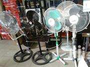 Stand Black Fan | TV & DVD Equipment for sale in Central Region, Kampala