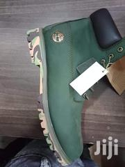 Yellow Green Timberland Jungles | Shoes for sale in Central Region, Kampala