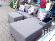 Chic L Shaped Sofa Set | Furniture for sale in Central Region, Kampala