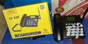 Sq-Landline Phone | Accessories for Mobile Phones & Tablets for sale in Central Region, Kampala