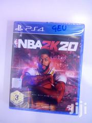 Nba2k20 Ps4 New | Video Game Consoles for sale in Central Region, Kampala