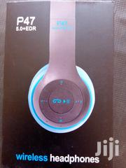 Wireless Headphones P47 5.0 EDR | Headphones for sale in Central Region, Kampala