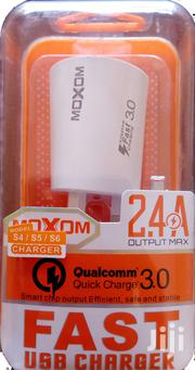 Fast USB Charger (MOXOM) | Accessories for Mobile Phones & Tablets for sale in Central Region, Kampala