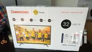 """Changhong 32""""Digital LED TV With Wall Mount Black 
