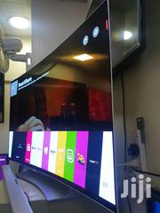 Lg Curve Oled Smart Uhd 4k 3d Smart Tv | TV & DVD Equipment for sale in Central Region, Kampala