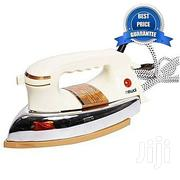 Newal Heavy Duty Dry Iron - Cream,Silver | Home Appliances for sale in Central Region, Kampala