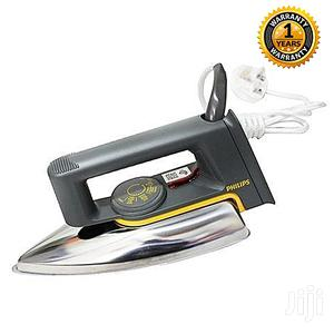 Philips HD1172 - Dry Iron - Grey, Silver