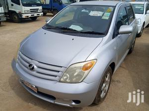 New Toyota IST 2005 Silver