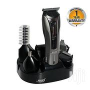 NWL-4195 Newal Hair Trimmer Set Rechargeable - Black | Tools & Accessories for sale in Central Region, Kampala