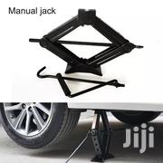 Universal Car Manual Scissor Jack | Vehicle Parts & Accessories for sale in Central Region, Kampala