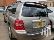 Toyota Kluger 2002 Gold | Cars for sale in Central Region, Kampala