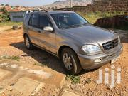 Mercedes-Benz M Class 2003 Gray | Cars for sale in Central Region, Kampala