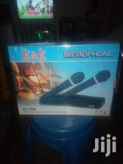 Two Brand New Wireless Microphones Onsale | Audio & Music Equipment for sale in Central Region, Kampala