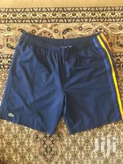 LACOSTE PREMIUM SHORTS | Clothing for sale in Central Region, Kampala