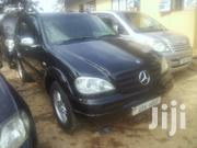 Mercedes-Benz M Class 2004 Black | Cars for sale in Central Region, Kampala