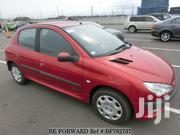 Peugeot 206 2005 1.4 Red   Cars for sale in Western Region, Mbarara