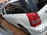 New Toyota Wish 2004 White   Cars for sale in Central Region, Kampala