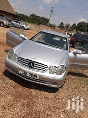 Mercedes-Benz CLK 2003 Silver | Cars for sale in Central Region, Kampala