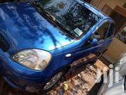 Toyota Vitz 2001 Blue   Cars for sale in Central Region, Kampala