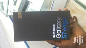 New Samsung Galaxy S7 edge 32 GB Black