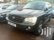 Toyota Kluger 2001 Black | Cars for sale in Central Region, Kampala