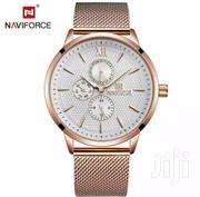 Navi Force Rose Gold | Watches for sale in Central Region, Kampala