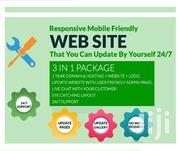 World-class Website Design | Computer & IT Services for sale in Central Region, Kampala