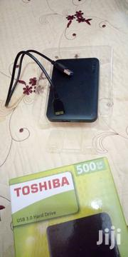 Toshiba 500GB External | Computer Accessories  for sale in Central Region, Kampala
