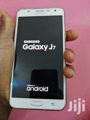 Samsung Galaxy J7 16 GB White | Mobile Phones for sale in Central Region, Kampala