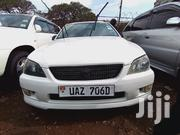 Toyota Altezza 2001 RS200 Automatic White | Cars for sale in Central Region, Kampala