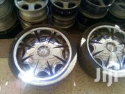 Land Cruiser Size 22(Tyres And Rims) A Set Of All | Vehicle Parts & Accessories for sale in Central Region, Kampala