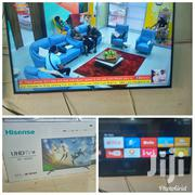 Hisense Smart Flat Screen Tv 55 Inches | TV & DVD Equipment for sale in Central Region, Kampala