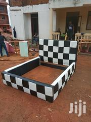 5*6 Leather Beds   Furniture for sale in Central Region, Kampala