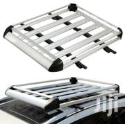 Aluminium Alloy Car 4WD 4x4 Roof Rack Basket Cargo Luggage Carrier | Vehicle Parts & Accessories for sale in Central Region, Kampala