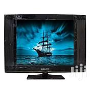 15inch Tv 17D5 + ACDC - Black | TV & DVD Equipment for sale in Central Region, Kampala