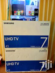 New Samsung Smart Ultra Hd 4k Tv 43 Inches | TV & DVD Equipment for sale in Central Region, Kampala